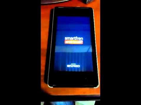 Cara DUAL GSM SMARTFREN ANDROMAX.