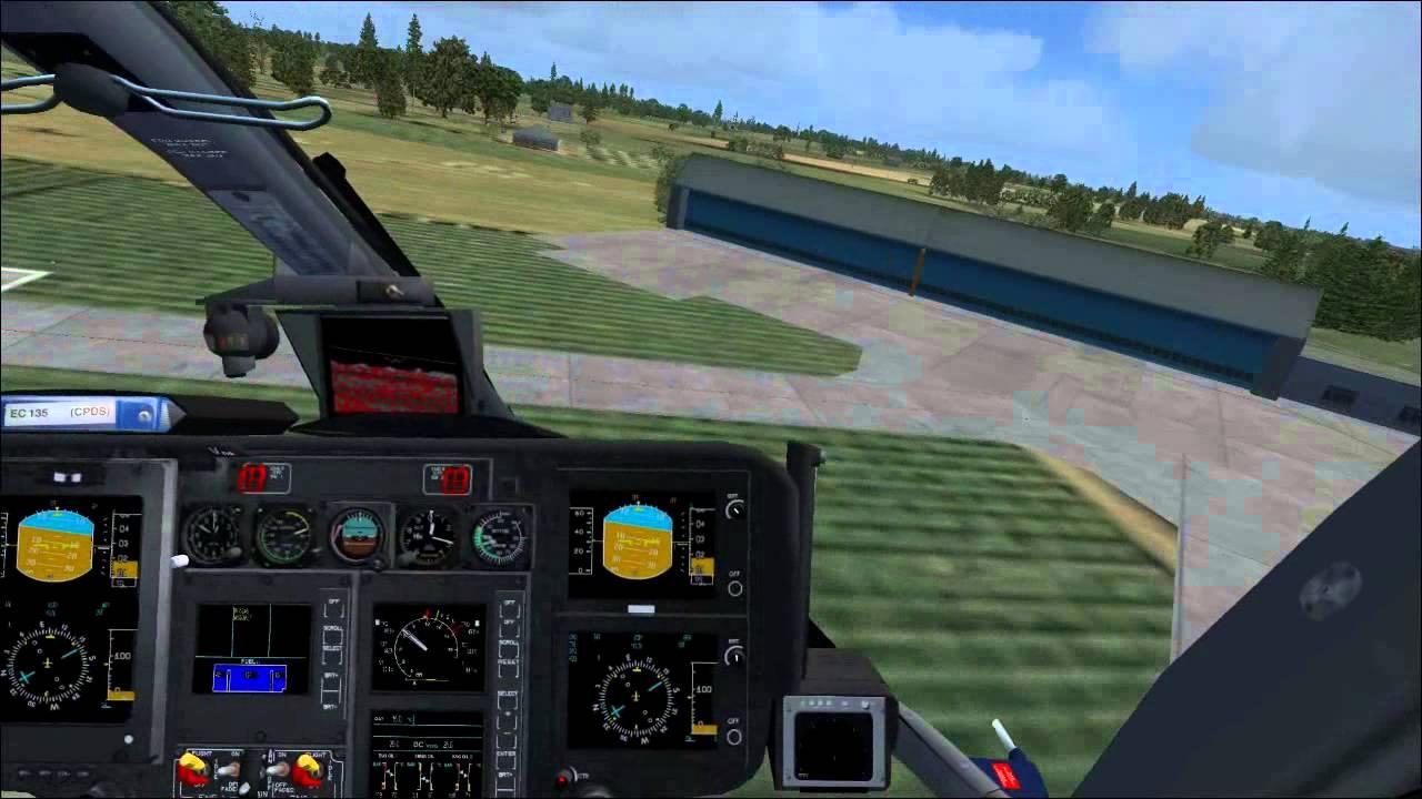 Hubschrauber Spiel