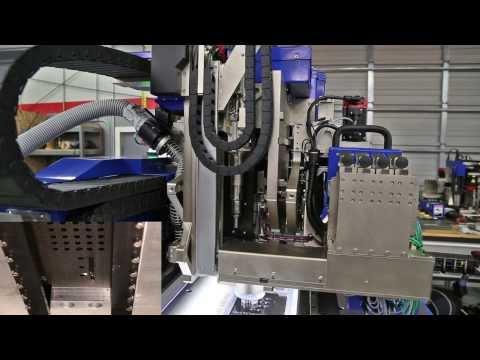Electroimpact Multifunction Flex Track Temporary Fasteners