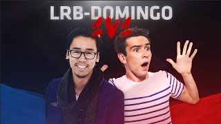 DominGo vs LRB 1v1 sur LoL !