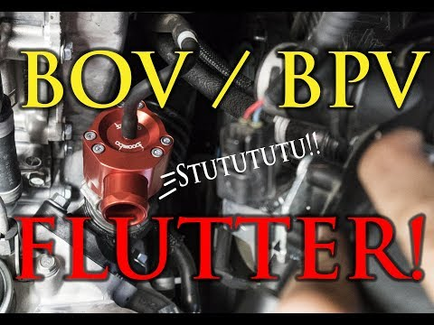 Subaru WRX Boomba Racing BPV BLOW OFF VALVE RED for 2015