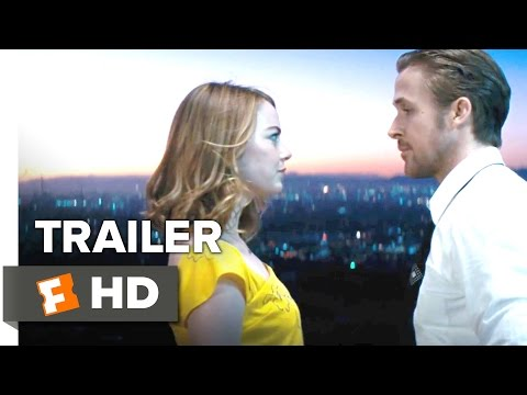 La La Land Official Teaser Trailer 1 (2016) - Ryan Gosling Movie