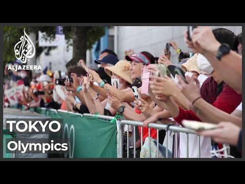 Olympics attracts Japan public interest despite ban on spectators