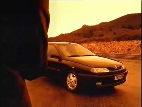 renault laguna werbung michael schumacher 1995 youtube. Black Bedroom Furniture Sets. Home Design Ideas