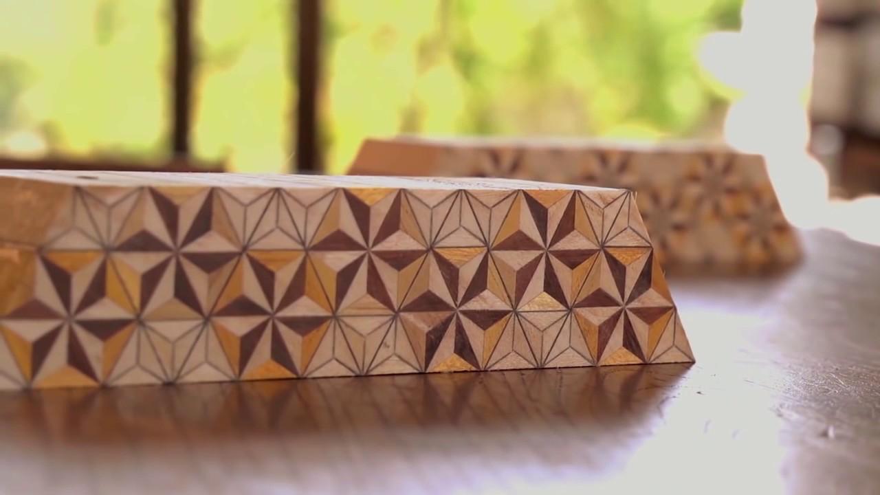 Increíble carpinteria Japonesa- Satisfactorio Madera- 😃😀