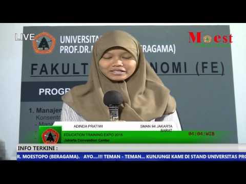 ADINDA PRATIWI SMAN 94 JAKARTA BARAT  30 Januari 2016