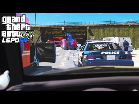 GTA 5 Police Mod   LSPDFR #107 - Homicide Investigation