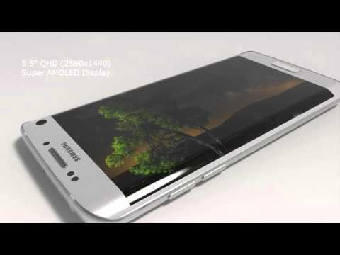 Samsung Galaxy s7 edge 2016 introduction