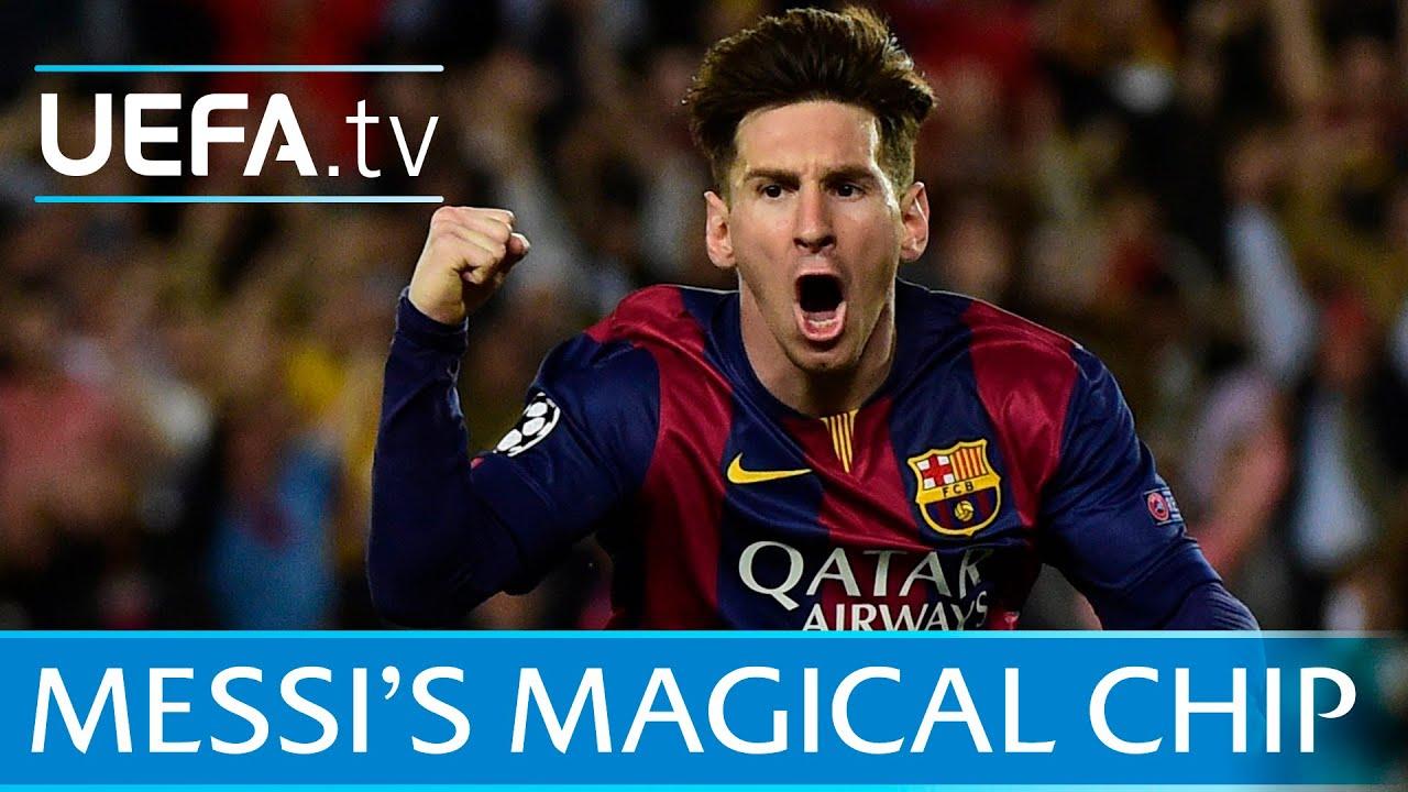 Lionel Messi V Bayern Goal Of The Season Youtube