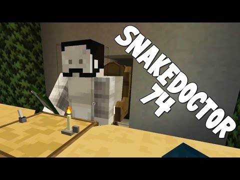 Minecraft - Mission To Mars - SnakeDoctor 74! [8]