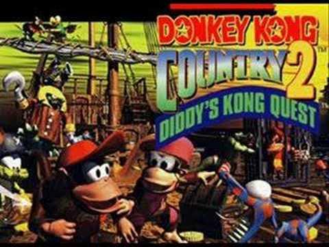 Donkey Kong Country 2 - Jib Jig