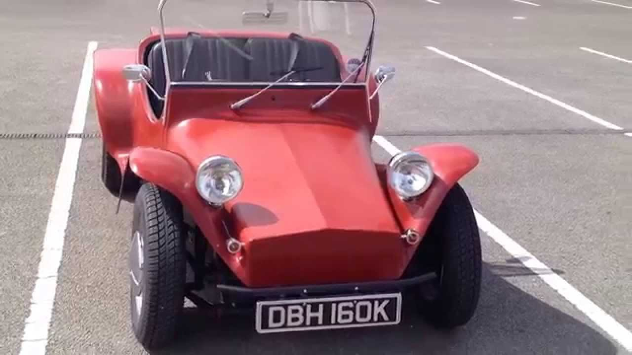 Vw Dune Buggy >> VW T Roadster Beach Buggy walk about - YouTube