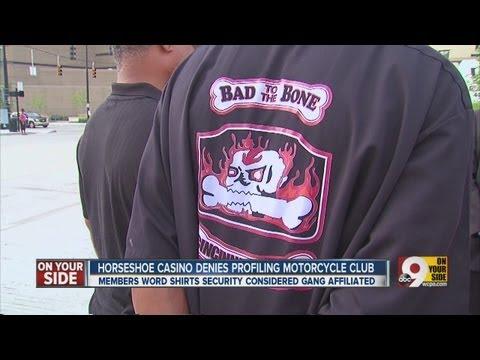 Horseshoe Casino Cincinnati denies profiling motorcycle club