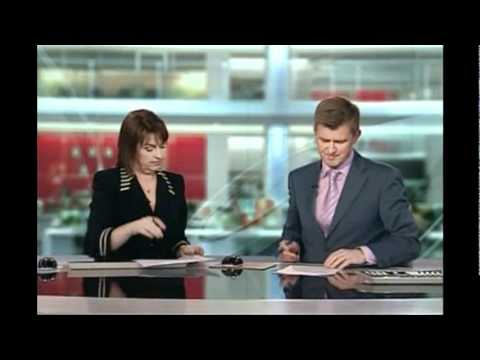 BBC World News | Some mistake. Broadcasts BBC News Channel Special (2011).