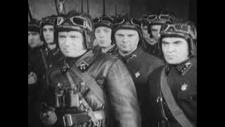 Петр Киричек. Марш советских танкистов.