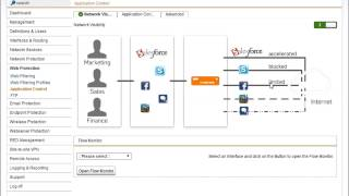 Sophos UTM v9 Web Filtering Profiles