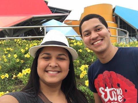 ¿ Que hay en el Biomuseo de Panama? 🤔 Primera vez que juego bowling O BOLICHE |LOSCHAMOSTV VLOG