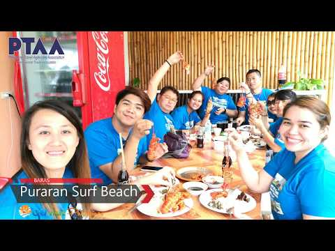 PTAA Familiarization Tour to Catanduanes/ Caramoanhttps://www.youtube.com/watch?v=WoaIdg8EiOk
