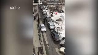 Стрельба в центре Екатеринбурга 18+