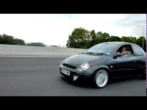 ford ka sport youtube. Black Bedroom Furniture Sets. Home Design Ideas