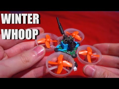 Beecore V2 OSD Winter Whoop!