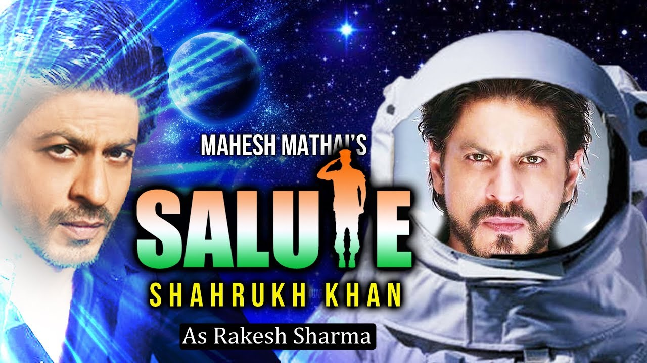 Image result for salute movie srk