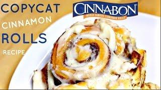 how to make cinnamon roll