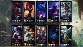 League of Legends ARAM: Trying Miss Fortune