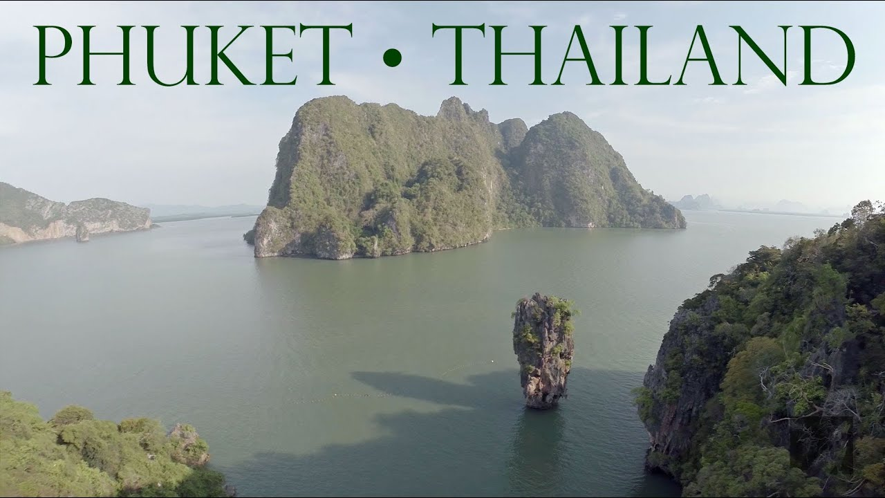 How To Get To James Bond Island From Phuket