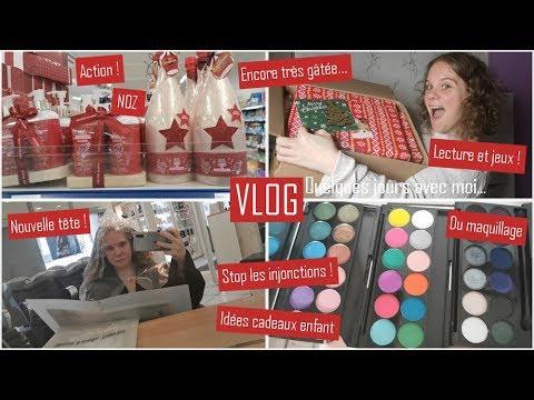 Vlog Action Noz Idées Cadeaux Enfant Coiffeur Encore Gâtée Maquillage
