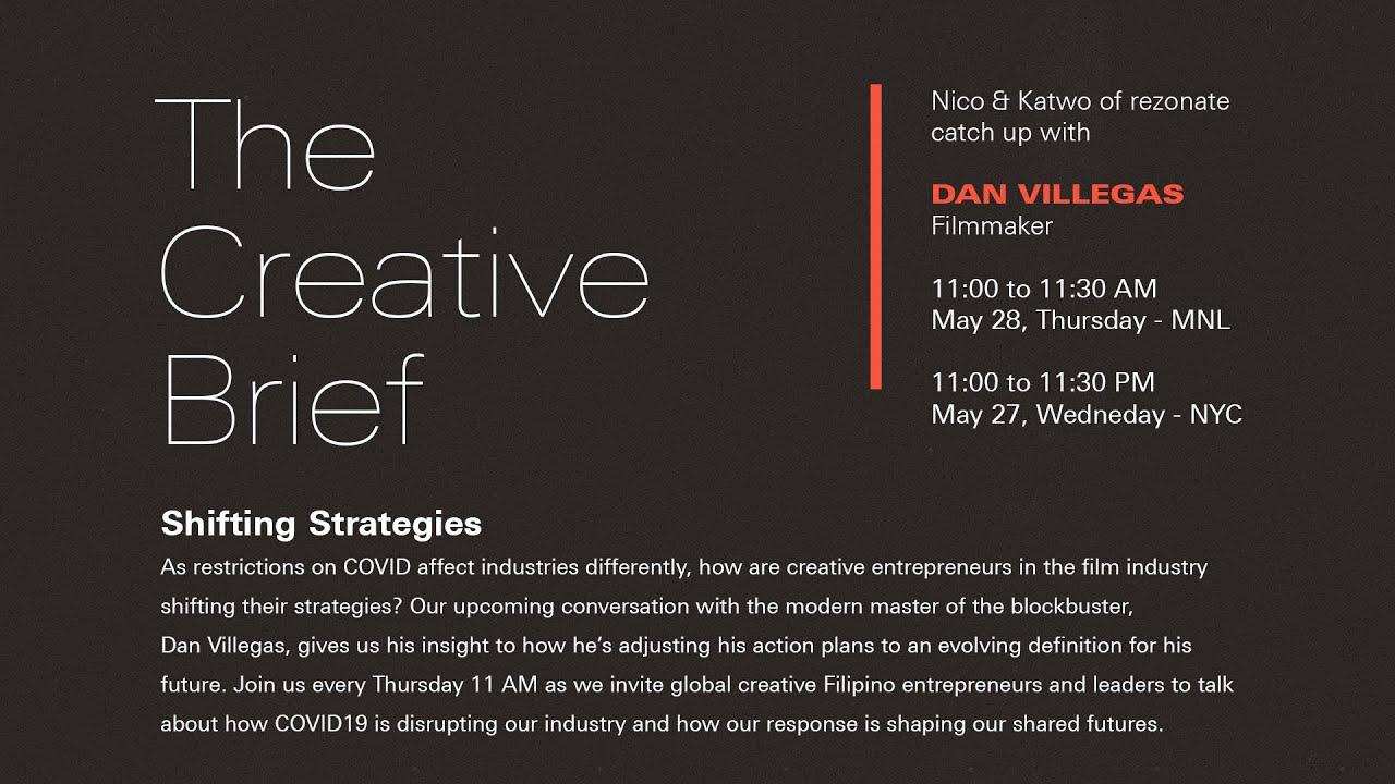 "The Creative Brief: ""Shifting strategies"""