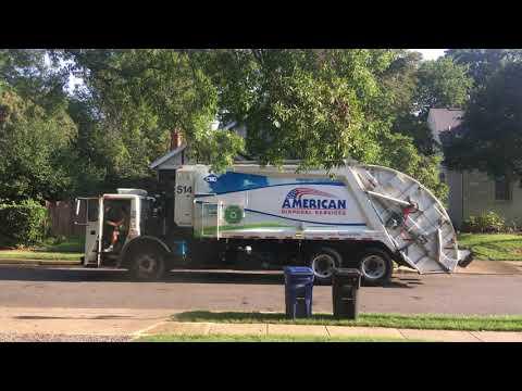 American Disposal Collecting Recycling In Arlington, VA