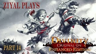 Divinity: Original Sin Enhanced Edition (Tactician Difficulty) Let's Play Part 14 Cat Love