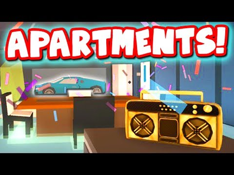roblox jailbreak all apartments