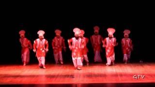 Lethal Bhangra Crew (LBC) @ Elite 8 Bhangra Invitational 2010