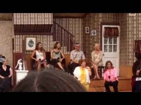 Little House on the Prairie 40th Cast Reunion  July 25, 2014