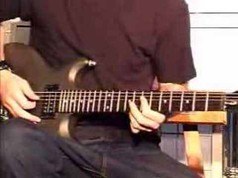 How To Play Unchained By Van Halen (Intro)