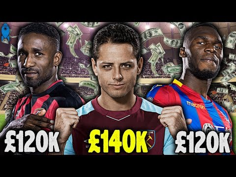 The Most Overpaid Player In The Premier League Is... | #StatWars