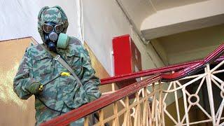 Жесткий карантин нарушения помощь населению Коронавирус в СНГ