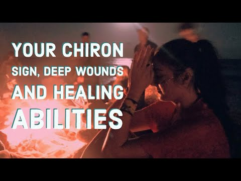 Your CHIRON sign reveals your deepest wound and your healing abilities from YouTube · Duration:  1 hour 23 minutes 21 seconds