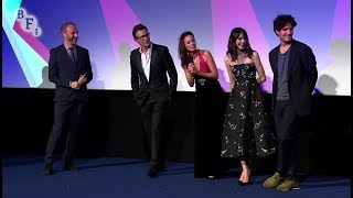 REDOUBTABLE Q&A   BFI London Film Festival 2017