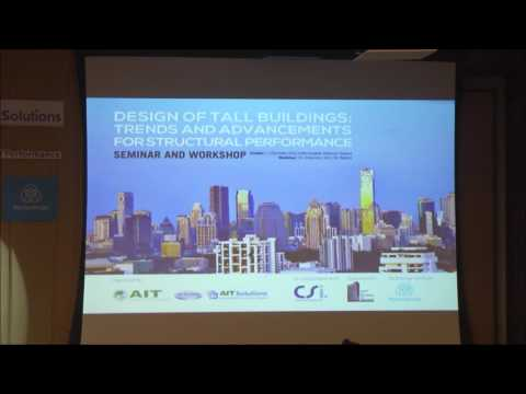 Vertical Transportation in Tall Buildings by Mr. Ian Smith