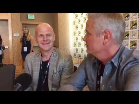Blake Neely, JunkieXL Music Composer Interview At San Diego Comic Con #SDCC