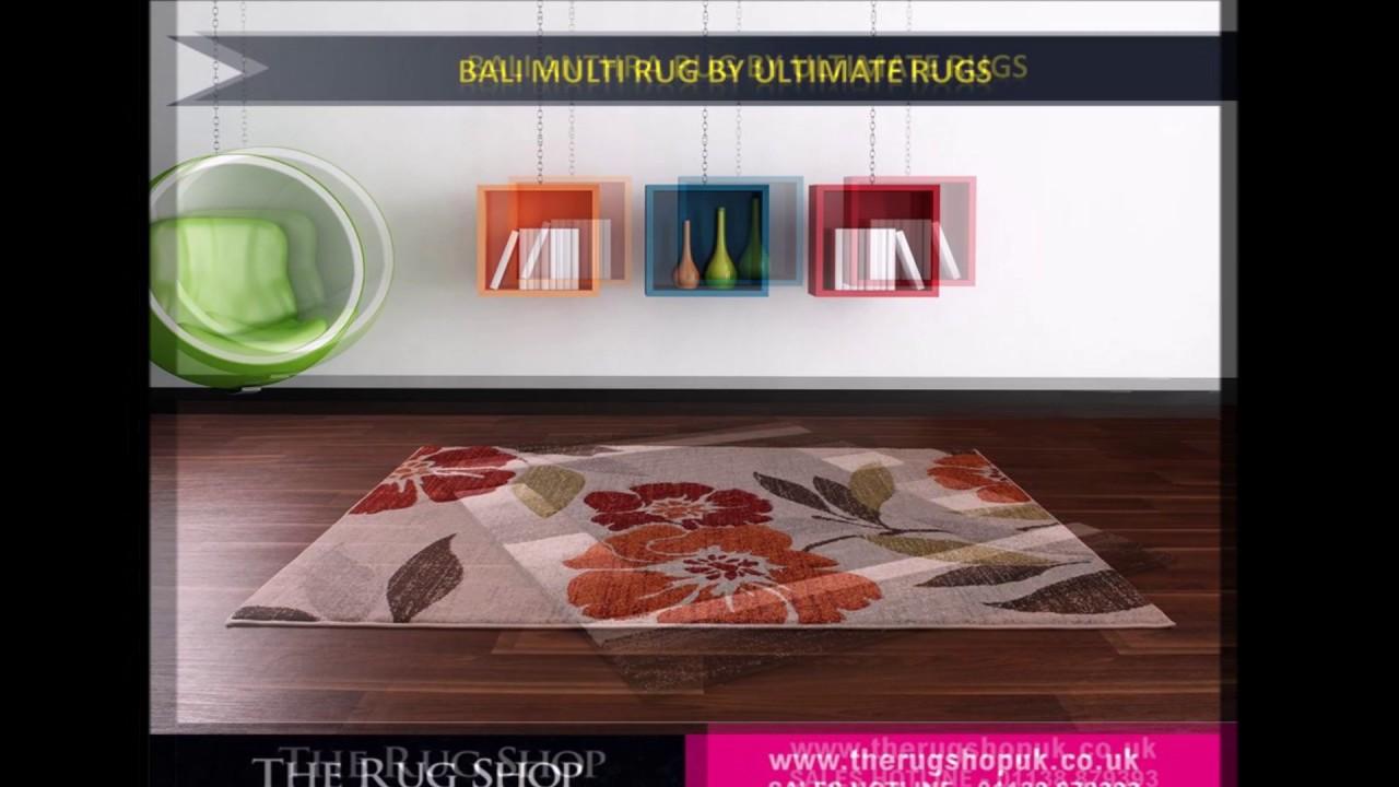 Bali Range Of Modern Rugs By Ultimate Rug Company