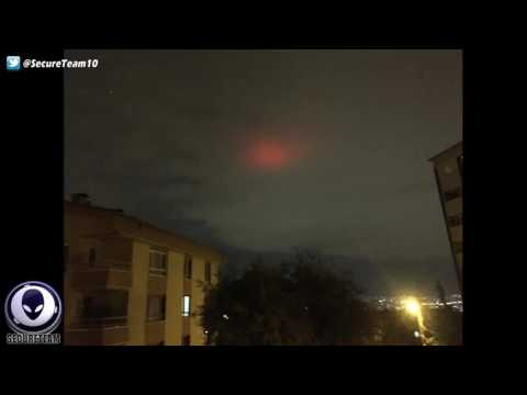Secret UFO Police Spotted In Florida  Alien Fleet Over The Bronx & More! 8 18 16