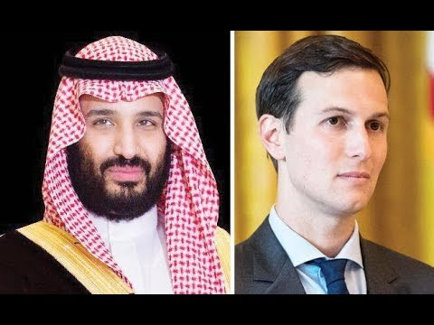 HAPPENING NOW! Saudi Arabia and Kushner Lay Out Plans for Peace with Israel and War with Iran