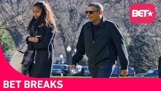 Malia Obama Twerks At Lollapalooza 2016