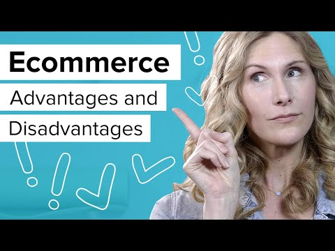 20 Advantages and Disadvantages of Ecommerce   Oberlo