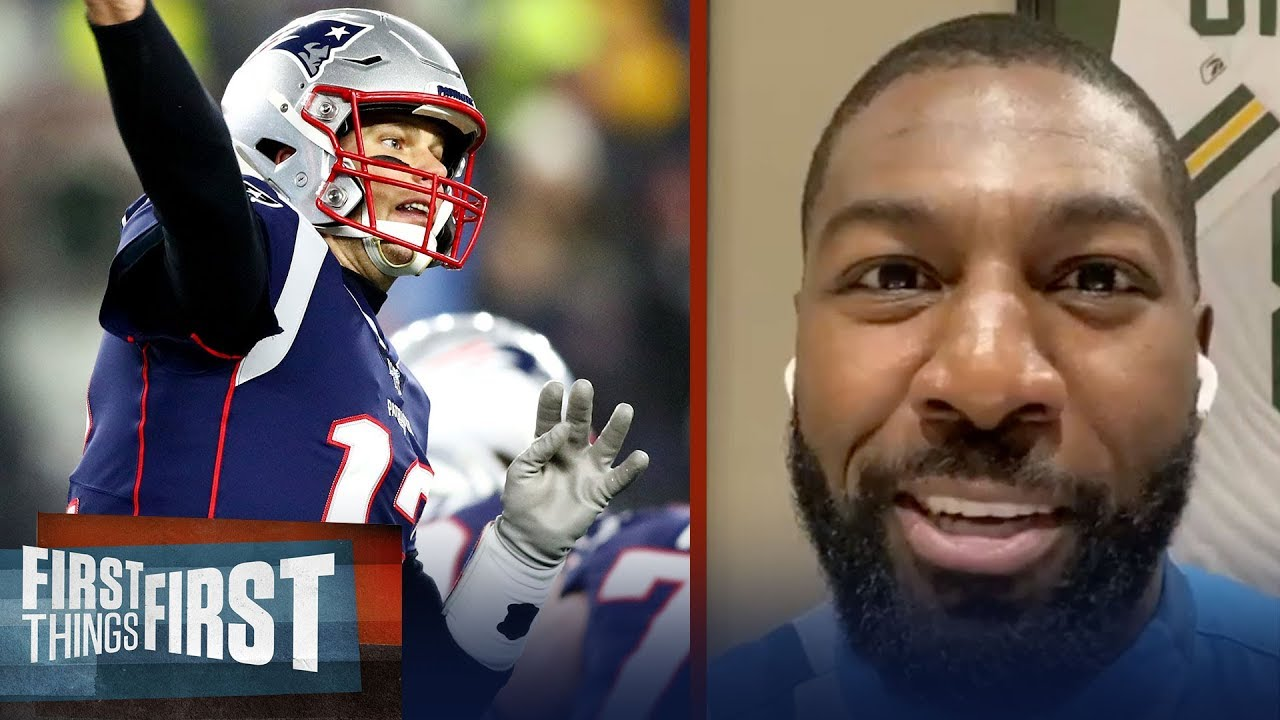 I buy that Bucs saw no drop off in Brady's arm strength — Greg Jennings | NFL | FIRST THINGS FIRST