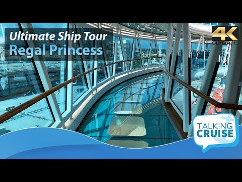 Regal Princess - Ultimate Cruise Ship Tour - 2018